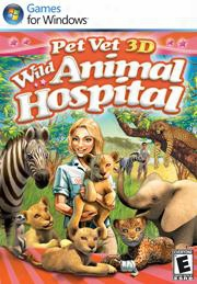 Pet Vet 3d: Wild Animal Hospital