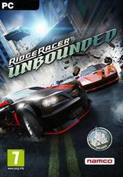 "Ridge Racerâ""¢ Unbounded Full Pack"