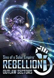 "Sins Of A Solar Empire: Rebellion �"" Outlaw Sectors Dlc"