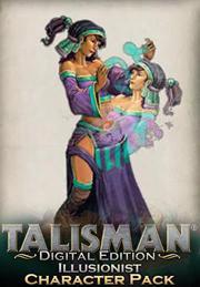 Talisman - Character Pack #11 - Illusuonist