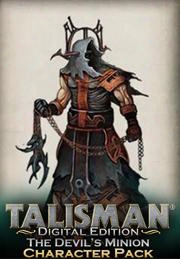 Talisman - Constitution Pack #3 - Devil's Minion