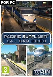 Train Simulator: Pacific Surflinerâ® La - San Diego Route