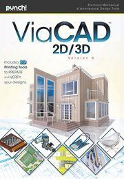 Viacad 2d/3d V9 With Powerpack Lt