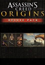 Assassin's Creedâ® Origins - Deluxe Pack