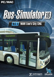 Bus Simulator 16: Man Lionâ´s  City Cng Pack