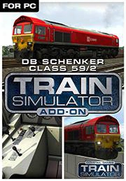 Db  Schenker Class 592 Loco Add-on