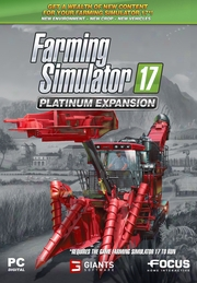 "Farming Simulator 17 �"" Platinum Expansion"