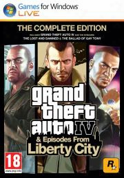 Grand Theft Auto Iv : The Complete Edition