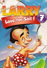 Leisure Suit Larry 7 - Love For Sail