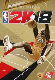 Nba 2k18 - Legend Gold Edition