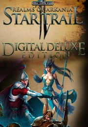 Realms Of Arkania: Startrail Digital Deluxe Content