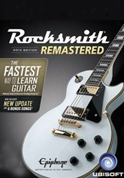 Rocksmithâ® 2014 Edition - Remastered