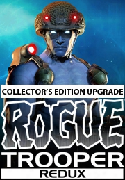 Rogue Trooper Redux Collector�s Edition Upgrade Dlc