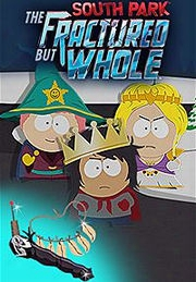 "South Parkâ""¢: The Fractured But Wholeâ""¢ - Relics Of Zaron Â�"" Stick Of Truth Costumes And Perks Pack"
