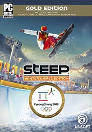 "Steepâ""¢: Winter Games - Gold Edition"
