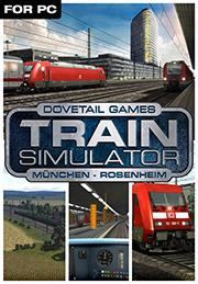 Train Simulator: Munich - Rosenheim Route Add-on