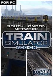 Retinue Simulator: South London Network Route Add-on