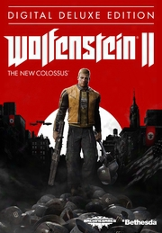 Wolfenstein Ii: The New Colossus Dig Ital Deluxe Edition