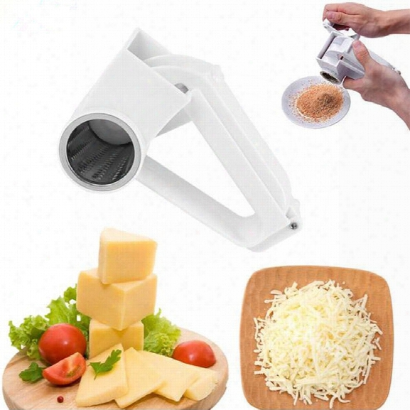 Cheese Nuts Slicer Graters Stailess Steel Ginge Crusher Garlic Hand Press Garlic Slicer Masher Kitchen Tools