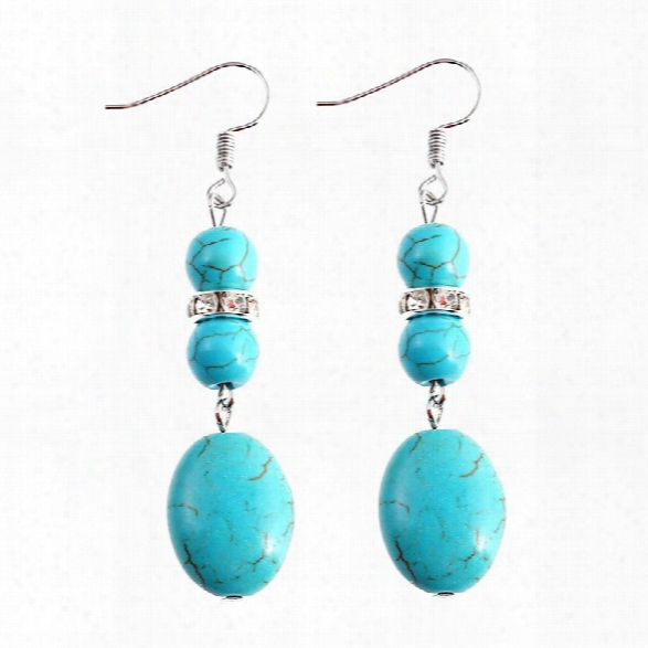 Cross-border Goods Source Europe And America Hot Style Jewelry New Fashionable Temperament Simple Ear Ornaments Wholesal