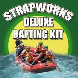 Deluxe Rafting Guide's Strap Kit