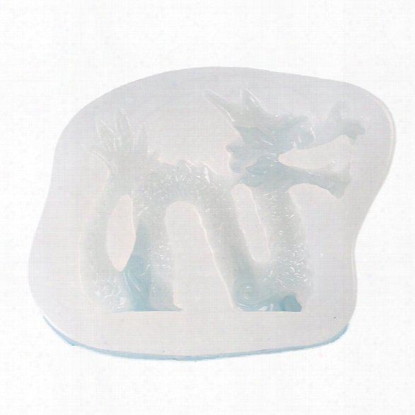 Dragon Silicone Mold Fondant Cake Decorating Tools Chocolate Candy Gumpaste Baking Mould Cookie Pastry Tool