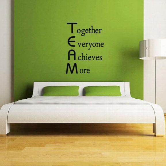 Dsu Explosion Models Selling English Personalized Combination Wall Stickers Children Room Bedroom Decorative Stickers