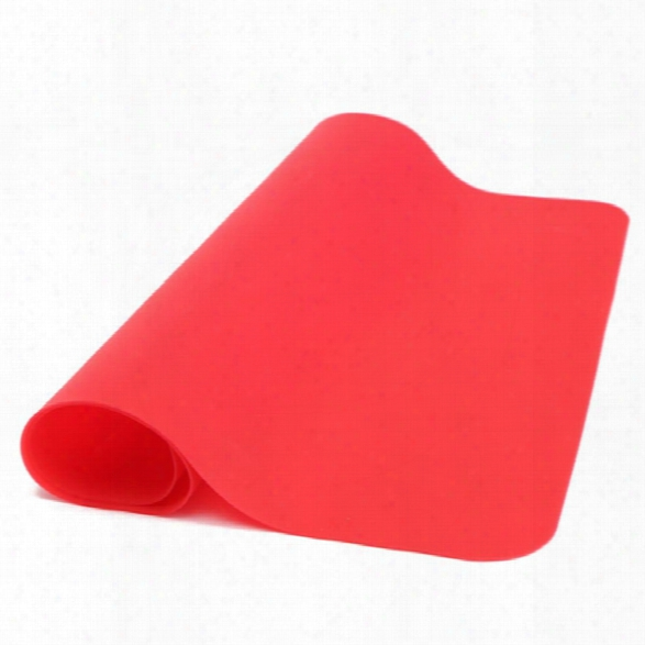 High Quality 40x30cm Silicone Mats Baking Liner Best Silivone Oven Mat Heat Insulation Pad Bakeware Kid Table Mat