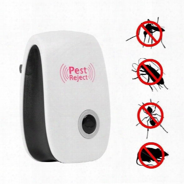Mosquito Killer Electronic Repeller Reject Rat Ultrasonic Insect Repellent Mouse Anti Rodent Bug Reject