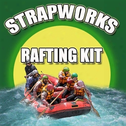 Rafting Guide's Strap Kit