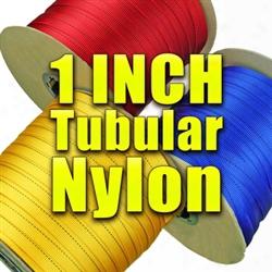 Tubular Nylon Webbing 1
