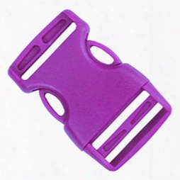 1 Inch Colored Single Adjust Side Release Buckles, Conflux
