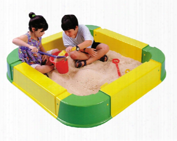 4 Sided Sand Box