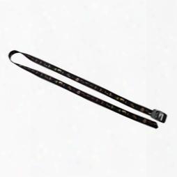 #685: 1-1/2 Inch Fishing Fly Fashion Belt W/ Grey Buckle