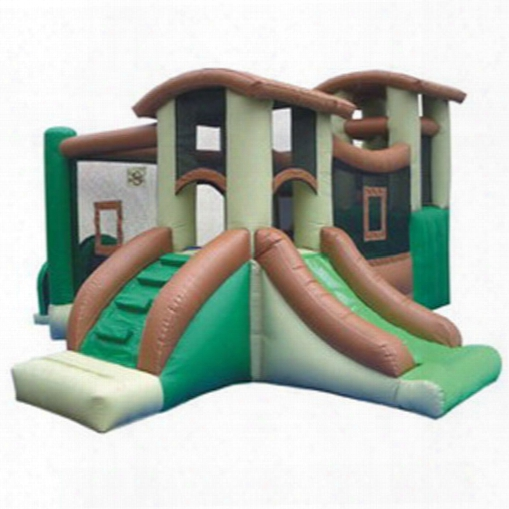Clubhouse Kidwise Commercial Grade Inflatable Bouncer