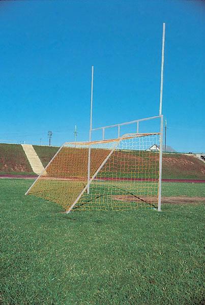 Combo Football And Soccer Goal - College - Paiir Of 2