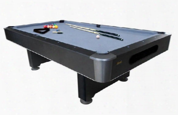 Dakota Brs Pool Table 8 Foot Slatron