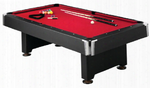 Donovan 8 Foot Pool Table Slate