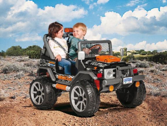 Gaucho Rockin 12 Volt Vehicle