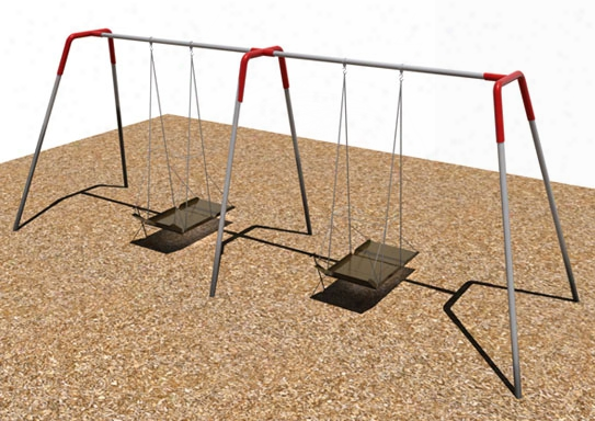 Heavy Duty Accessible Swing Platform - 2 Platforms