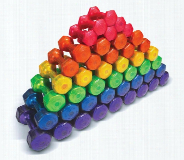 Jelly Bells Club Dumbbell Pack With Storage
