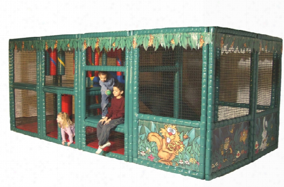 Jungle Indoor Contained Play System