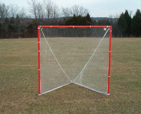 Lacrosse Goal And Net - Portable
