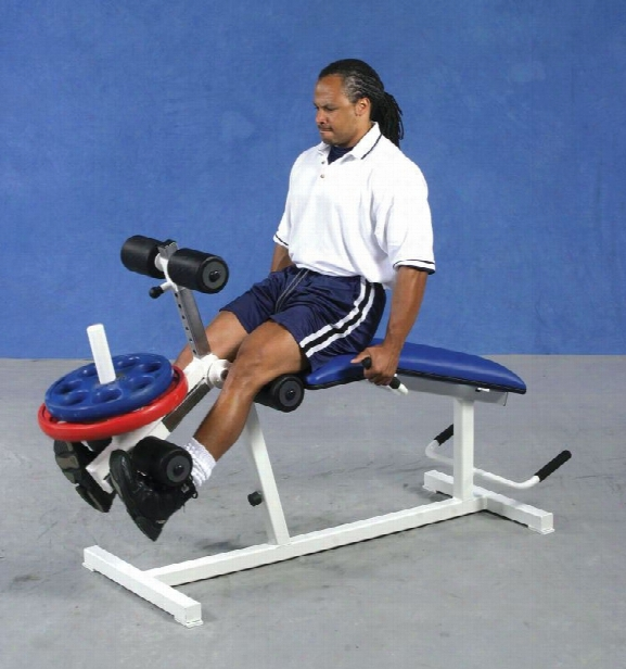 Leg Curl Leg Extension Combo Weight Machine