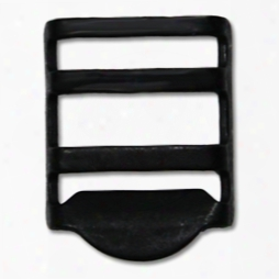 Metal Strap Adjusters Black Oxide
