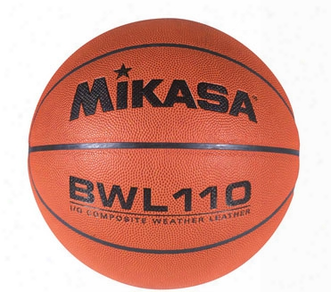 Mikasa 29.5 Premium Composite Leather Basketball
