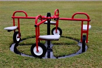 Mini Merry Go Cycle