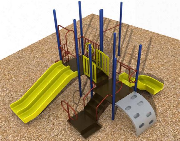 Miss Lindsey Modular Playground 3.5 Inch Posts
