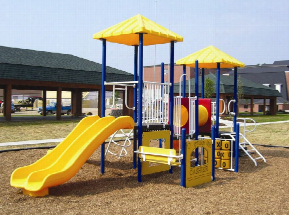 Miss Megan Modular Playground 3.5 Inch Posts