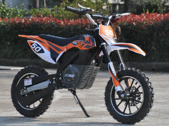 Mototec 24 Volt Electric Dirt Bike 500w
